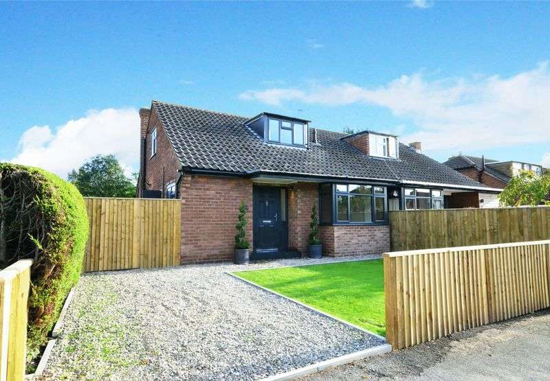 3 Bedrooms Property for sale in Neston Drive, Upton, Chester