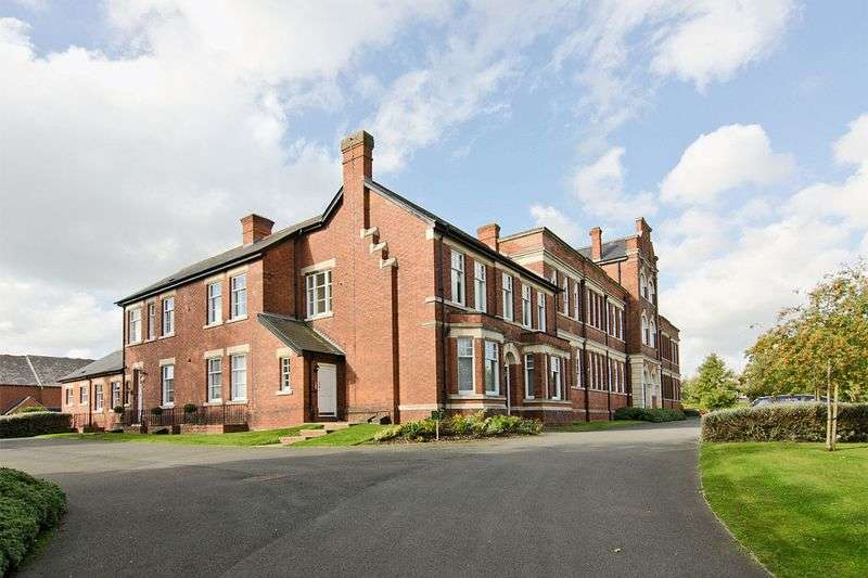 3 Bedrooms Flat for sale in Friary House Patrick Mews, Lichfield