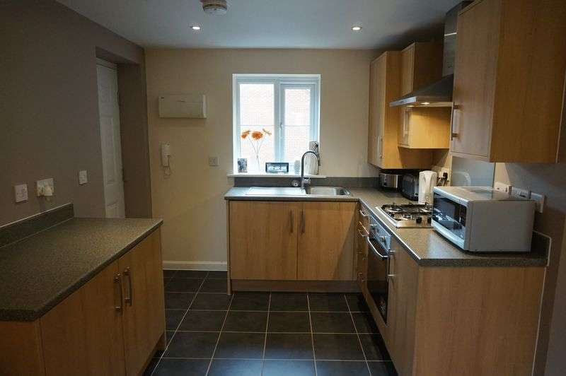 1 Bedroom Flat for sale in Bath Vale, Congleton