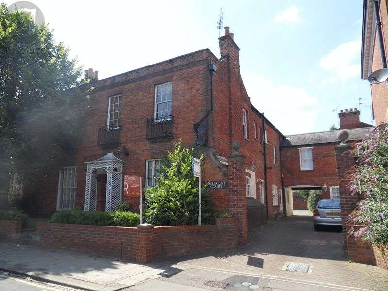 1 Bedroom Flat for sale in The Crescent, Bedford