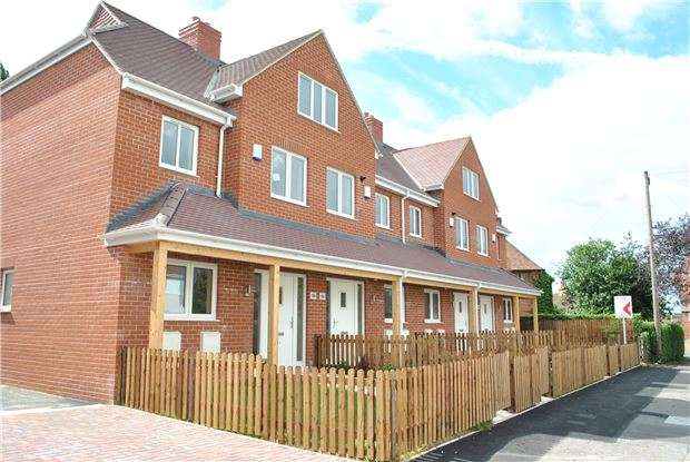 3 Bedrooms Town House for sale in Plot 4, St Marks Court, Tennyson Road, CHELTENHAM, Gloucestershire, GL51 7DB
