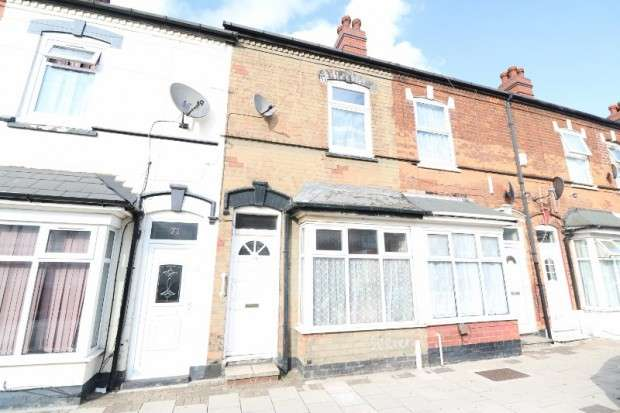 2 Bedrooms Terraced House for sale in Alexandra Road, Handsworth, B21