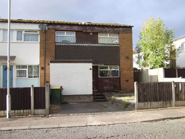 3 Bedrooms Semi Detached House for sale in Ashworth Street, Preston, PR1