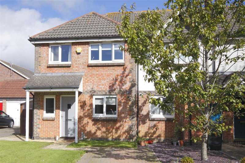 3 Bedrooms End Of Terrace House for sale in Cornflower Way, Ludgershall