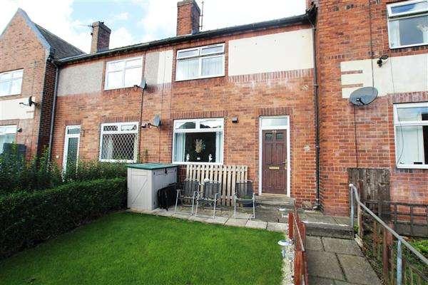 2 Bedrooms Terraced House for sale in Jubilee Terrace, Ripoonden, Sowerby Bridge