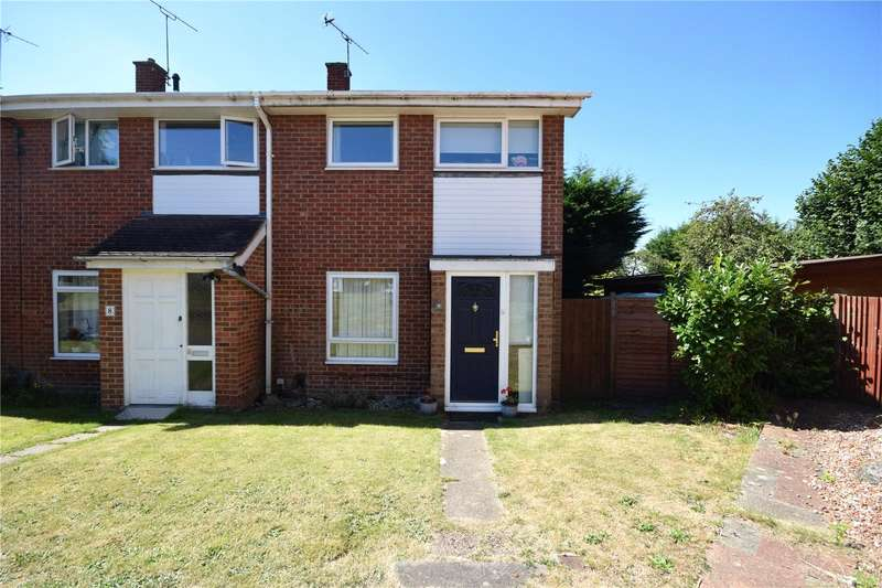 3 Bedrooms End Of Terrace House for sale in St Pauls Gate, Wokingham, Berkshire, RG41