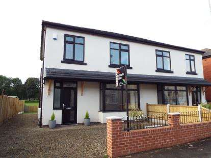 3 Bedrooms Semi Detached House for sale in Scholes Street, Elton, Bury, Greater Manchester, BL8