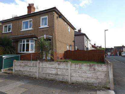 3 Bedrooms Semi Detached House for sale in Somerset Avenue, Chorley, Lancashire, PR7