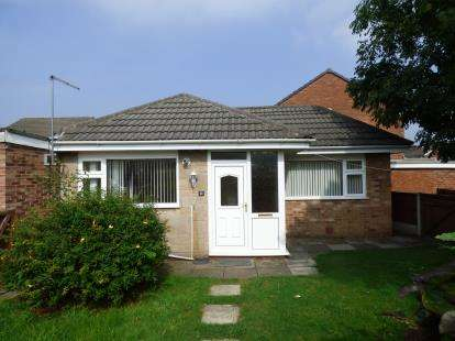 1 Bedroom Bungalow for sale in Somerset Way, Woolston, Warrington, Cheshire, WA1