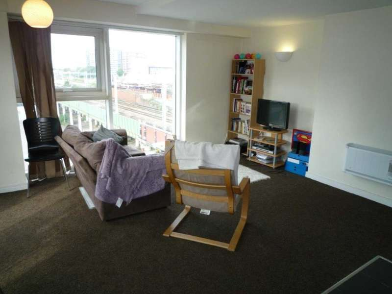 2 Bedrooms Apartment Flat for sale in The Bayley, 21 New Bailey Street, Salford, M3 5EU