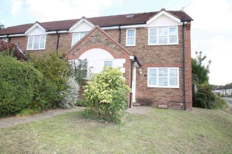 4 Bedrooms End Of Terrace House for sale in Old Town, Hemel Hempstead