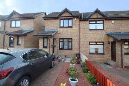 2 Bedrooms End Of Terrace House for sale in Beresford Grove, Stanecastle, Irvine, North Ayrshire