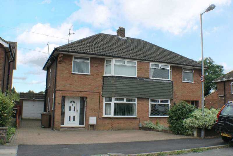 3 Bedrooms Semi Detached House for sale in Holmbrook Avenue, Luton, Bedfordshire, LU3 2AS