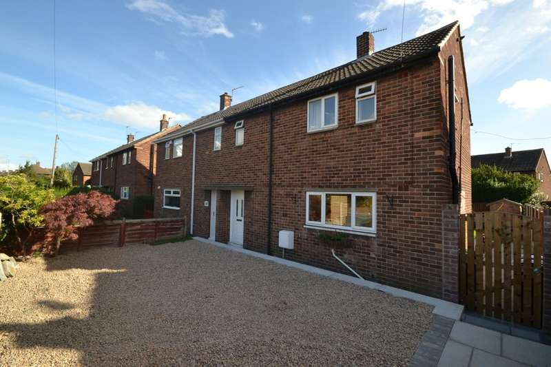 3 Bedrooms Semi Detached House for sale in Park Lodge Lane, Wakefield