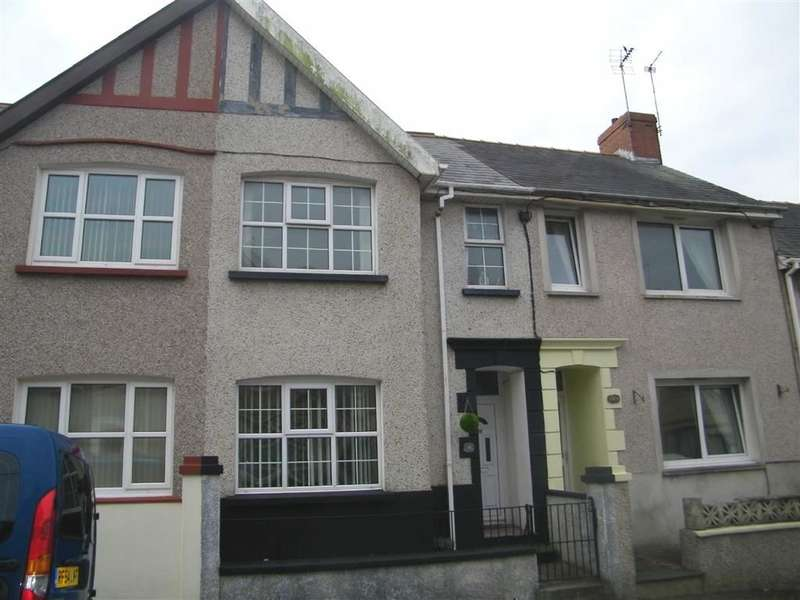 3 Bedrooms Property for sale in Dartmouth Gardens, Milford Haven, Pembrokeshire