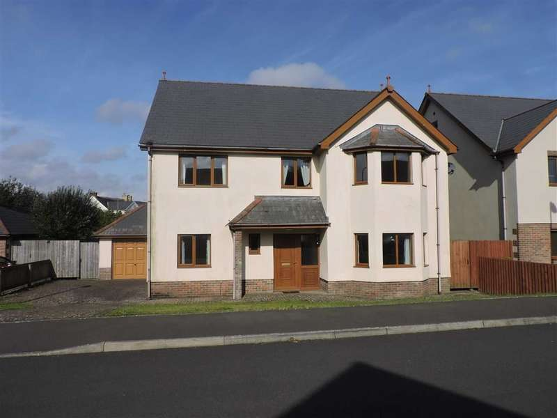 4 Bedrooms Property for sale in Llys Y Brenin, Whitland, Carmarthenshire