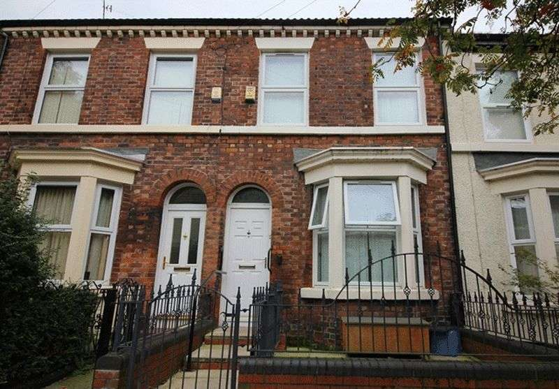2 Bedrooms Terraced House for sale in Dombey Street, Dingle, Liverpool, L8