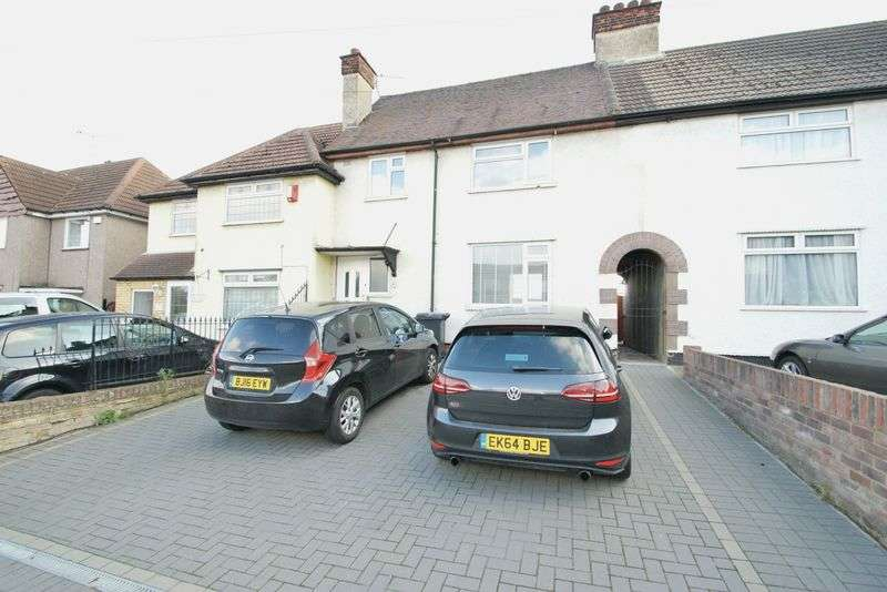 3 Bedrooms Terraced House for sale in Aveley Village