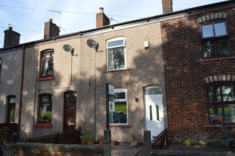 2 Bedrooms Terraced House for sale in Legh Street, Golborne,WA3 3NY