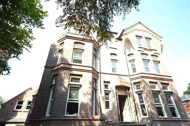 1 Bedroom Apartment Flat for sale in Livingston Drive North, Aigburth, Liverpool, L17