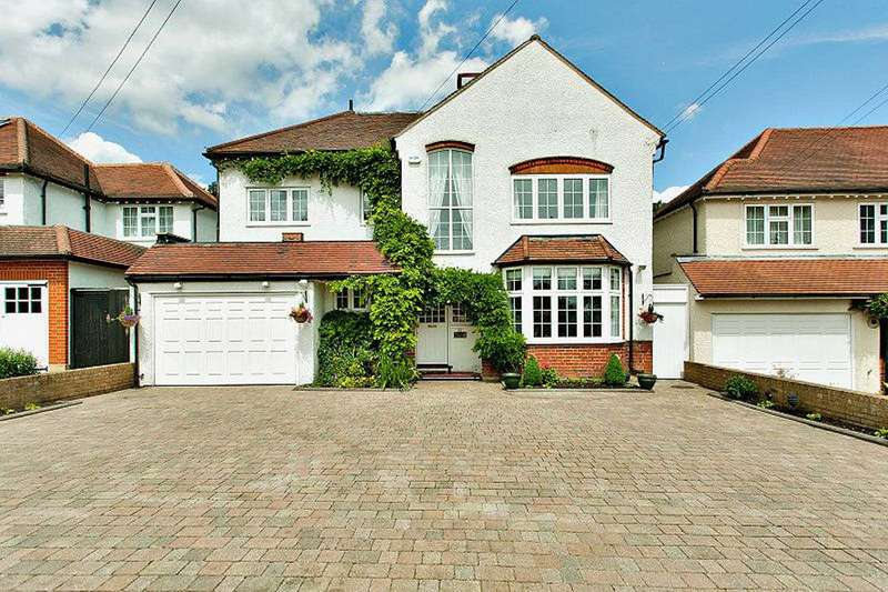 7 Bedrooms Detached House for sale in Rowley Green Road, Arkley, EN5