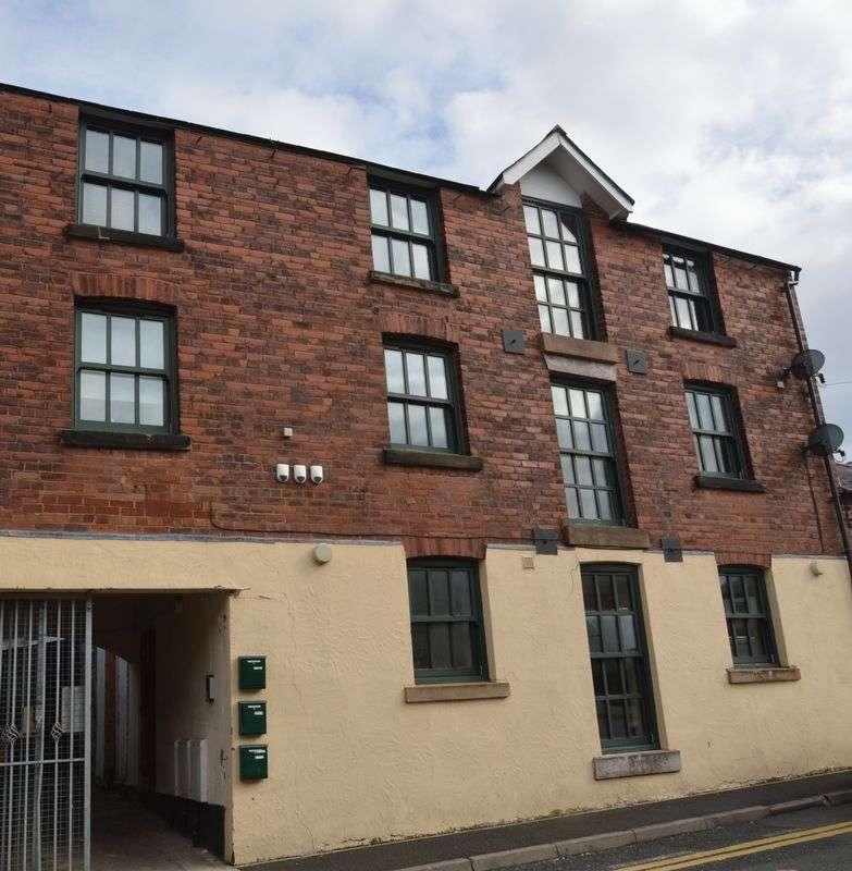 1 Bedroom Flat for sale in Castle Street, Mold