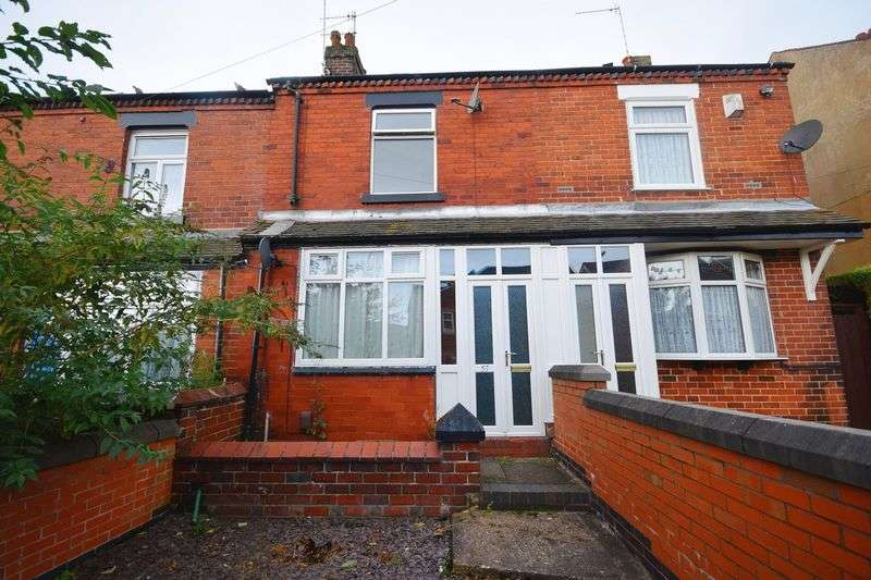2 Bedrooms Terraced House for sale in East Terrace, Fegg Hayes