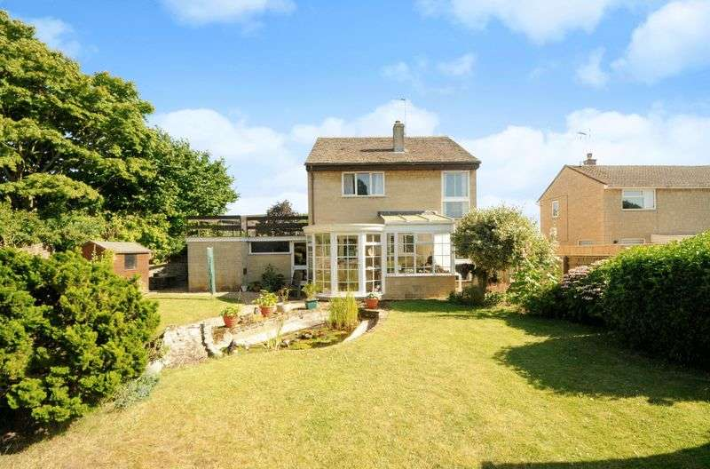 4 Bedrooms Detached House for sale in Faringdon Road, Southmoor
