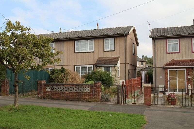 3 Bedrooms Semi Detached House for sale in Northern Road, Swindon