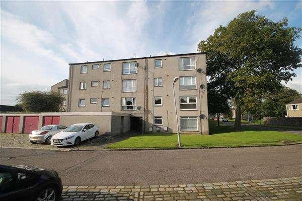 2 Bedrooms Flat for sale in Medlar Road, Abronhill, Cumbernauld