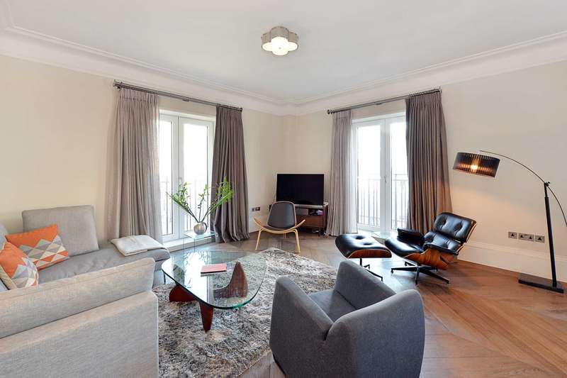 2 Bedrooms Apartment Flat for sale in Southampton Street, Covent Garden, WC2