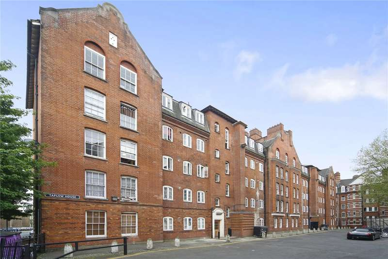 2 Bedrooms Flat for sale in Taplow House, Palissy Street, E2