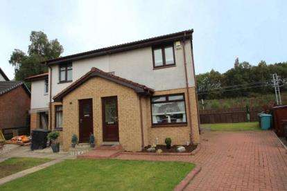 2 Bedrooms Semi Detached House for sale in Mauldslie Street, Coatbridge, North Lanarkshire