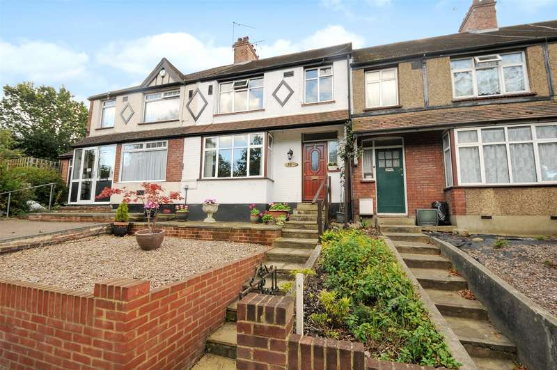 3 Bedrooms Terraced House for sale in Hillingdon Hill, Uxbridge, Middlesex, UB10