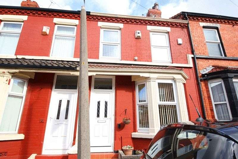3 Bedrooms Terraced House for sale in Newcastle Road, Wavertree, Liverpool, L15