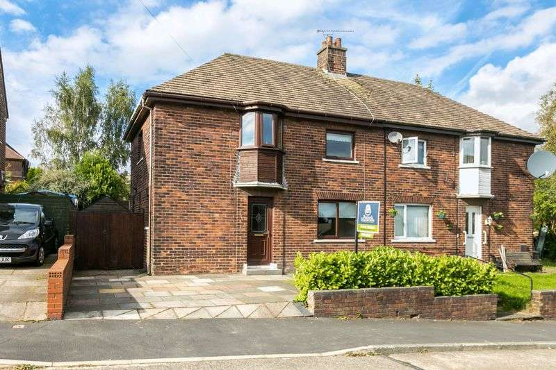 3 Bedrooms Semi Detached House for sale in Mayfield Road, Upholland, WN8 0HZ