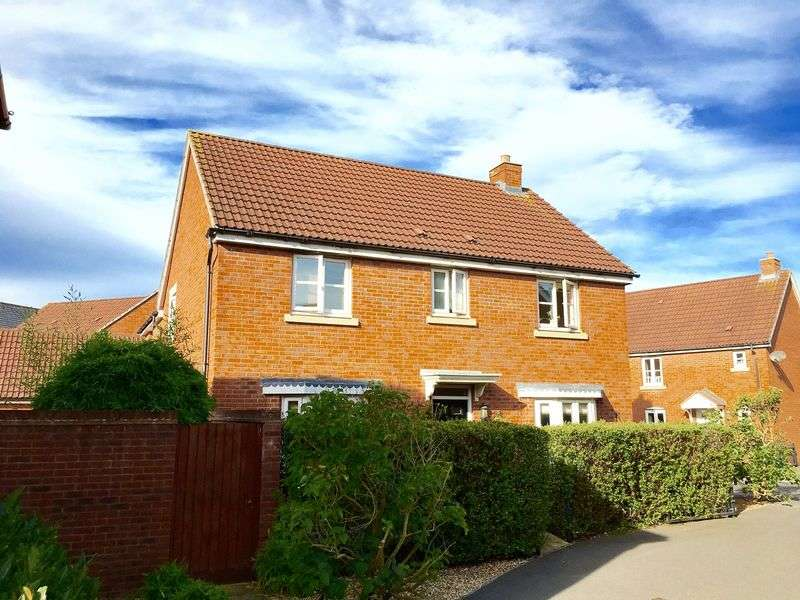 4 Bedrooms Semi Detached House for sale in Worle Moor Road, Weston-Super-Mare