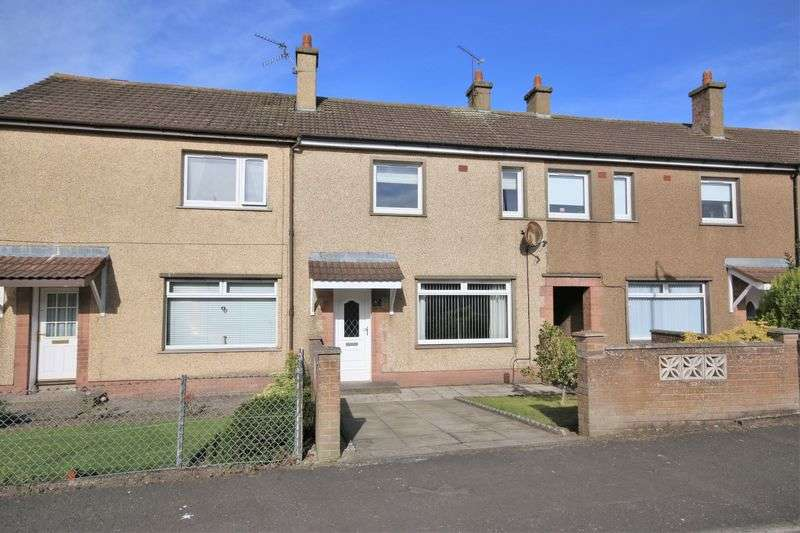 2 Bedrooms Terraced House for sale in 67 Douglas Drive, Bo'ness