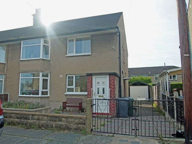 2 Bedrooms Flat for sale in Palmer Grove, Bare, Morecambe