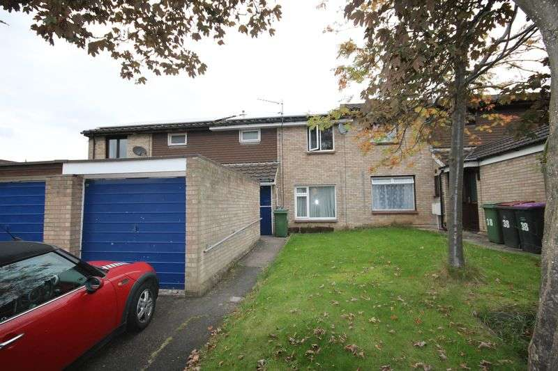 3 Bedrooms Terraced House for sale in Danesford, Telford