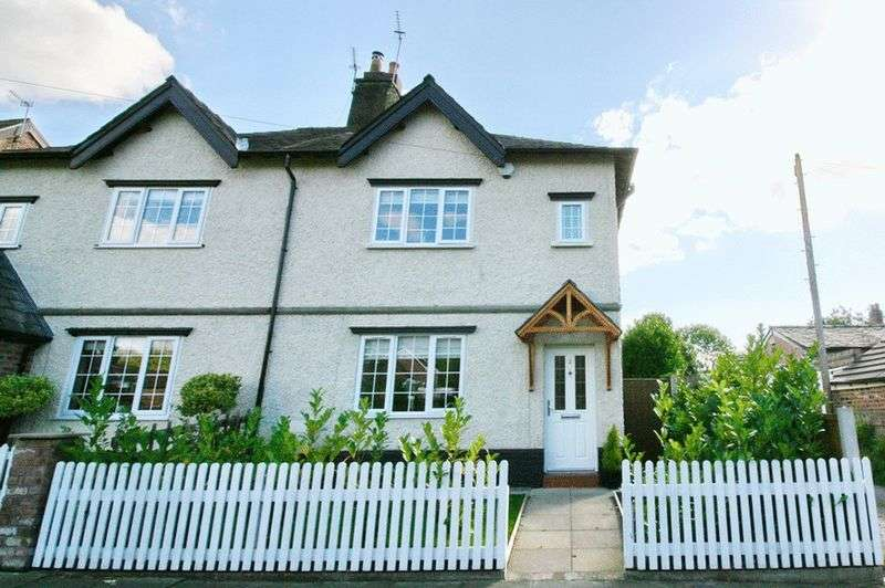 3 Bedrooms Semi Detached House for sale in Alfred Avenue, Roe Green Worsley