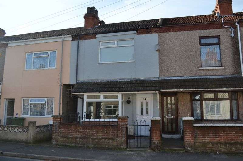 3 Bedrooms Terraced House for sale in Sidney Street, Cleethorpes