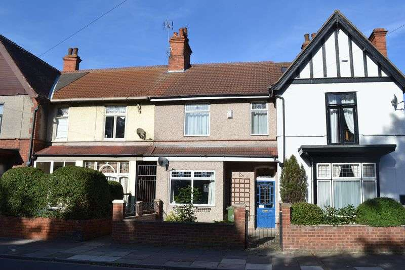 4 Bedrooms Terraced House for sale in Brereton Avenue, Cleethorpes