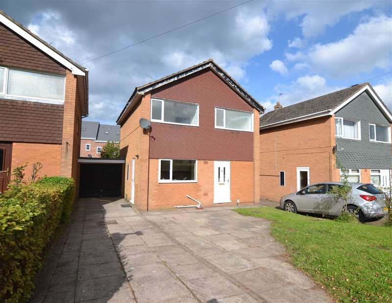 3 Bedrooms Link Detached House for sale in Beacon Rise, Walton, Stone