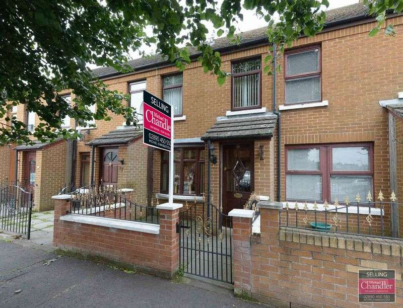 3 Bedrooms Terraced House for sale in 35 Eliza Street Close, Belfast, BT7 2BS
