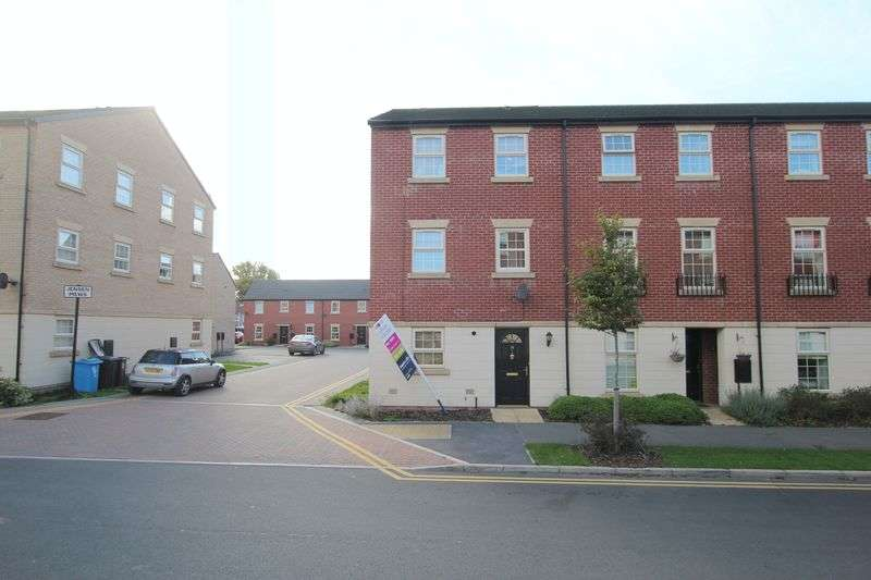 2 Bedrooms Terraced House for sale in Legends Way, Hull