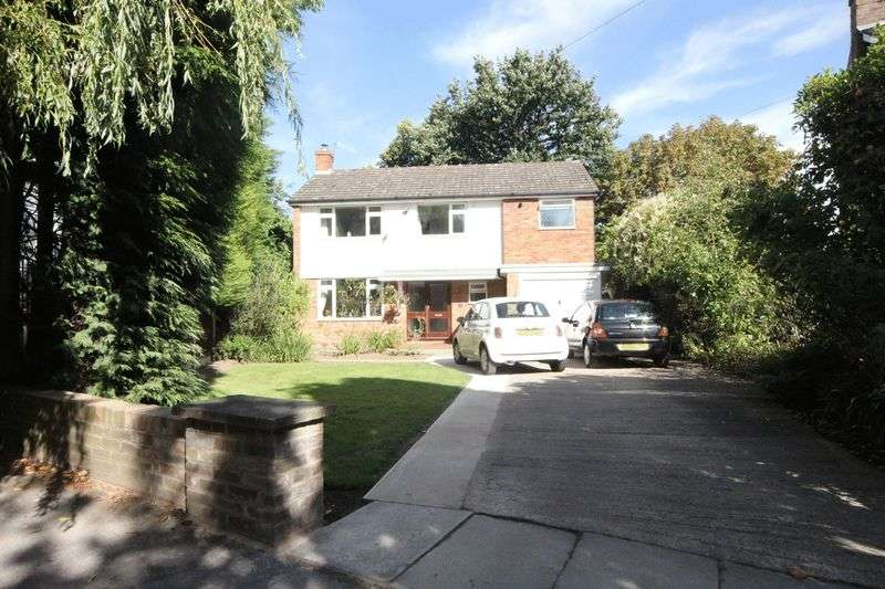 3 Bedrooms Detached House for sale in Concordia Avenue, Upton, Wirral