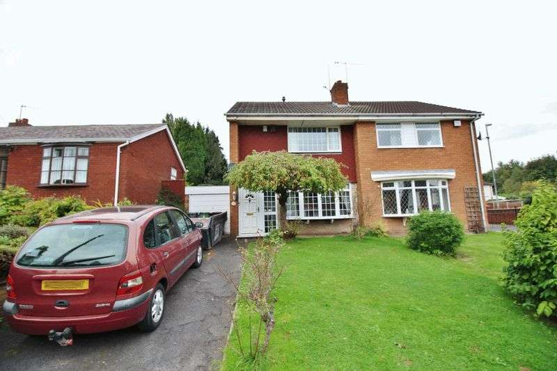 3 Bedrooms Semi Detached House for sale in Aston Road, Willenhall