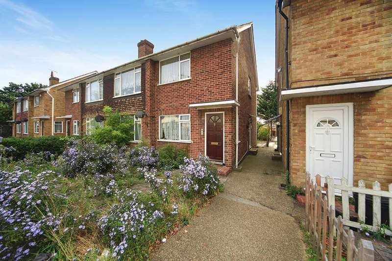 2 Bedrooms Flat for sale in Wide Way, Mitcham, CR4