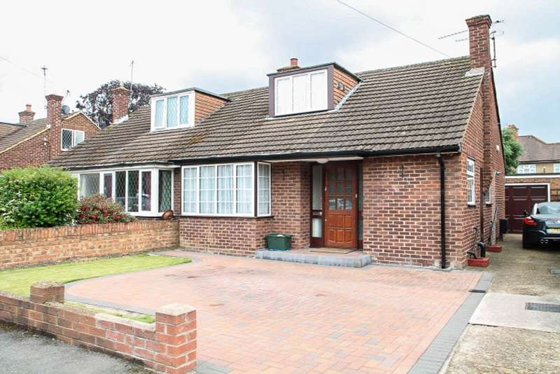 2 Bedrooms House for sale in Mill Way, Feltham, TW14